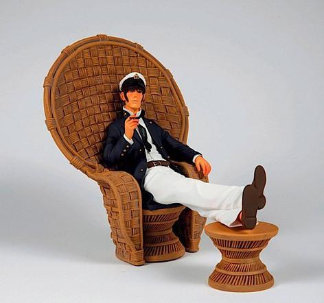Corto Maltese fauteuil