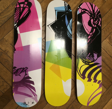 Zest Skateboards
