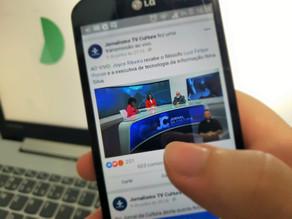 Projeto Laboratorial - Portal de Notícias (Reportagem Multimídia) II