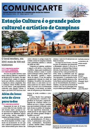 Projeto Laboratorial - Jornal Mural ComunicArte