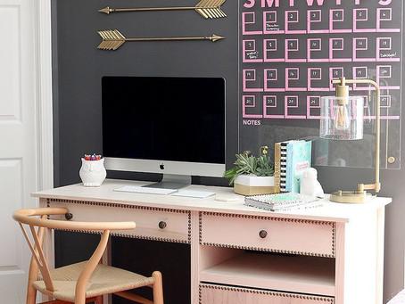 O Home Office perfeito para estudar em EAD - Ensino a Distância