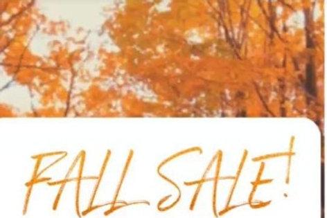 Fall Sale Detox Sauna