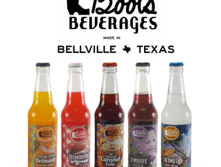 New Item Arrival - Boots Beverages!