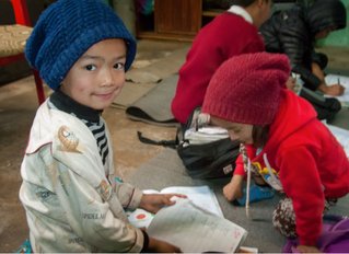 Because You Said Yes | March Round Up For Orphans Report