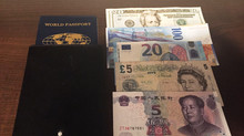 Best way to travel with money. Debit cards