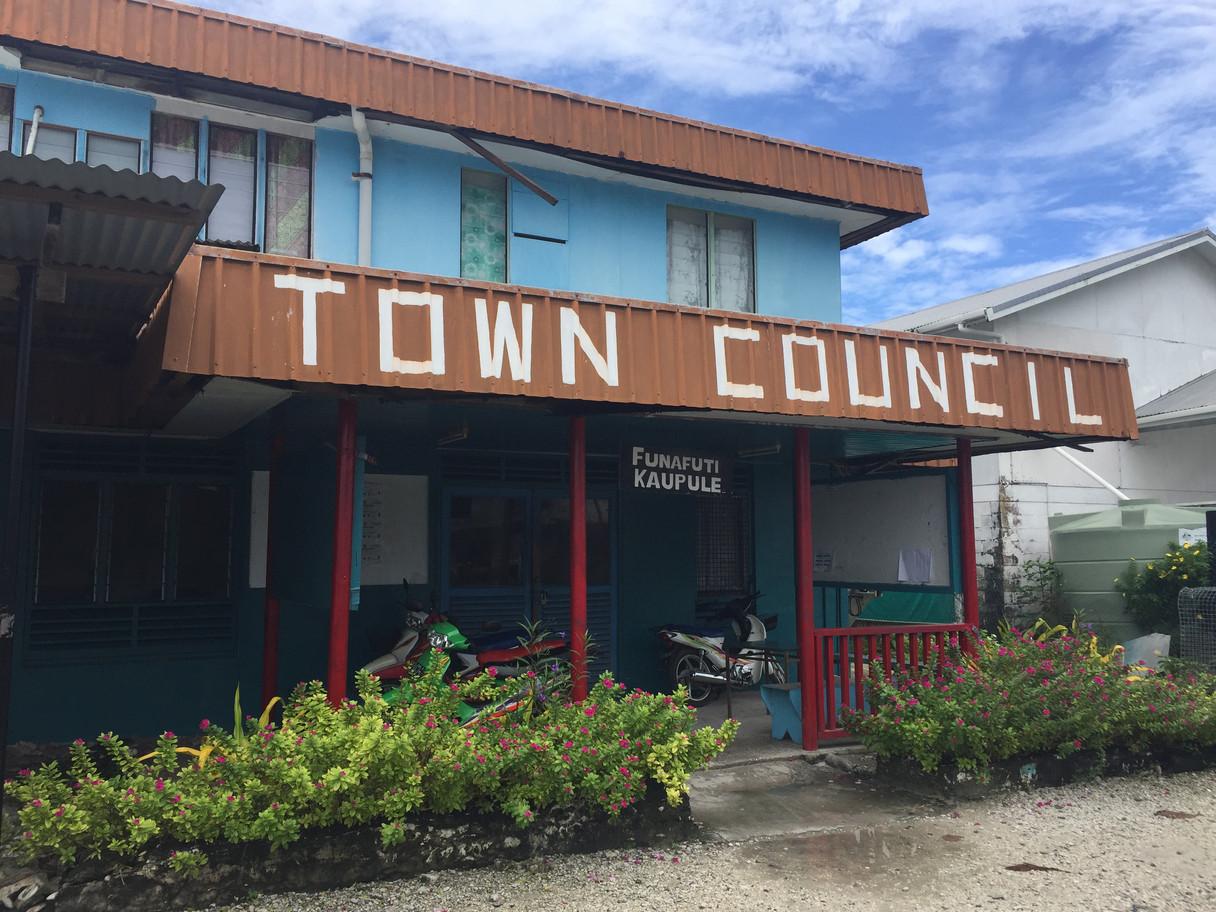 Tuvalu Town Council.JPG