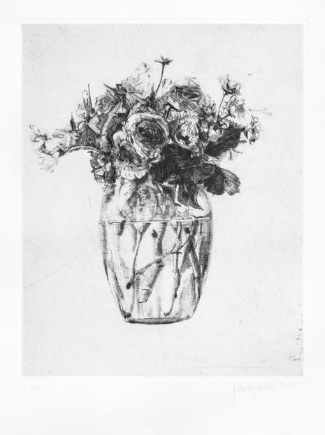 Vaso con i fiori