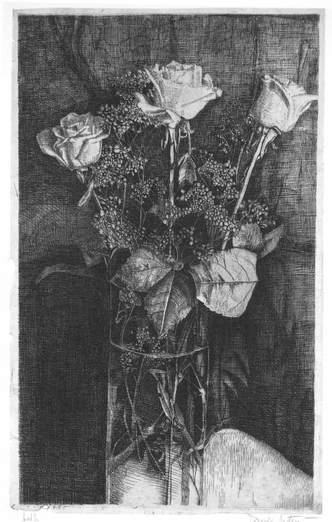 Le tre rose bianche
