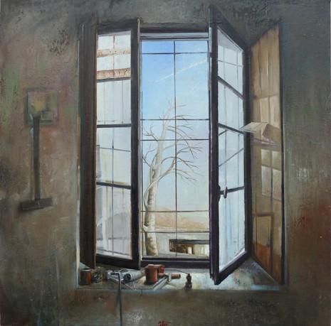 Paesaggio nascosto (finestra)