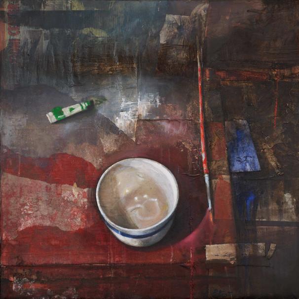 Il tavolo rosso