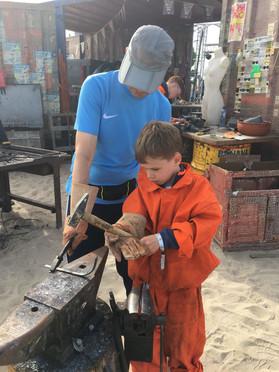 Blacksmit workshop