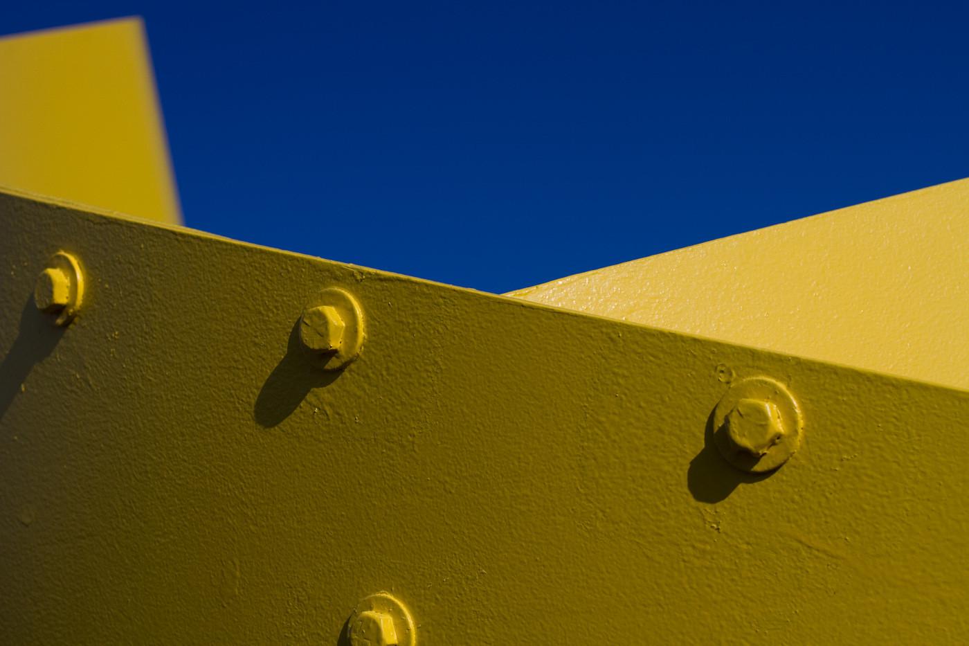 Yellow Installation Detail