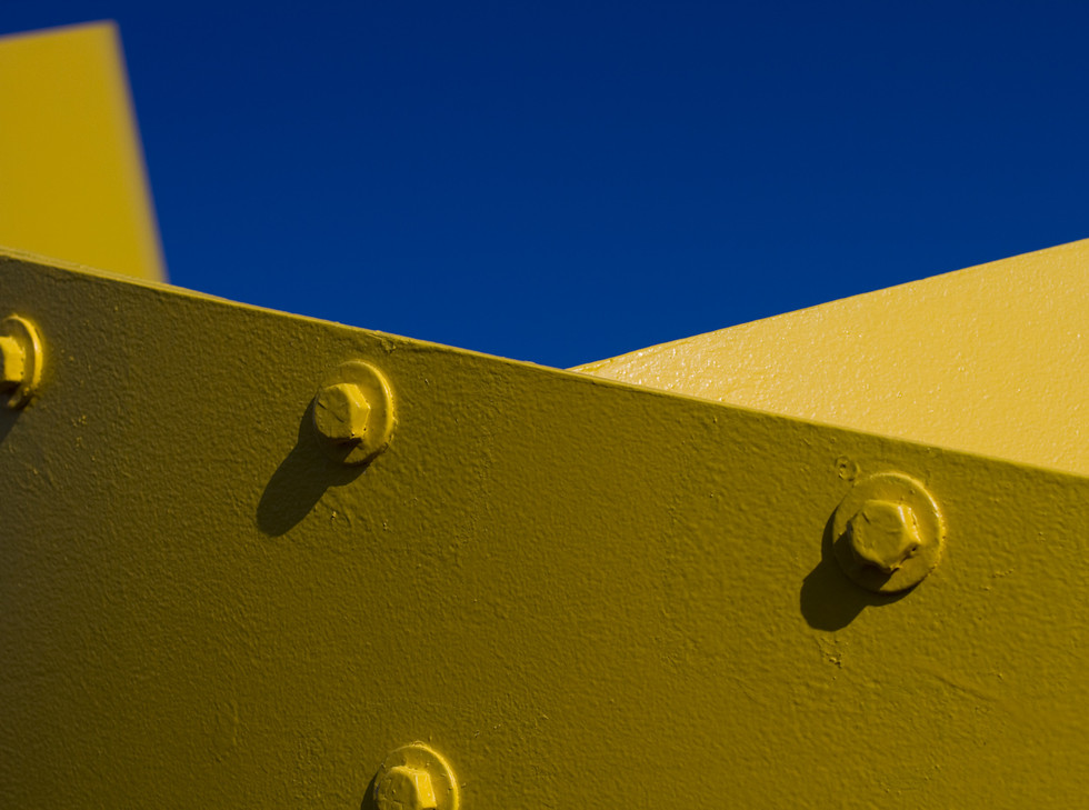 Yellow Installation Detail