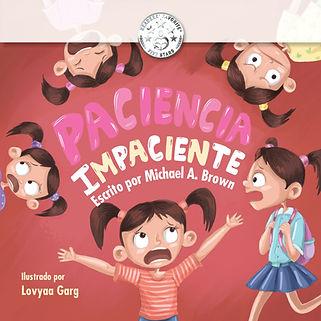 ImpatientPatience_FrontCover_SPANISH (1)