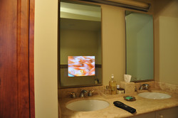 Matching Bathroom Mirrors