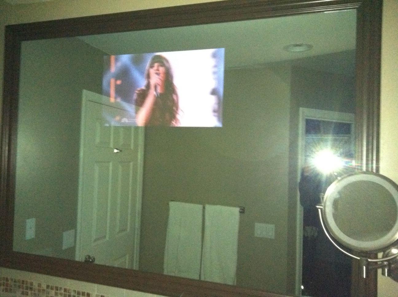 Bathroom Mirror