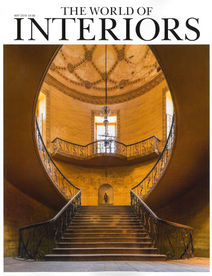 """Featured in the June 2018 issue of Conde Nast """"World Of Interiors"""" magazine"""
