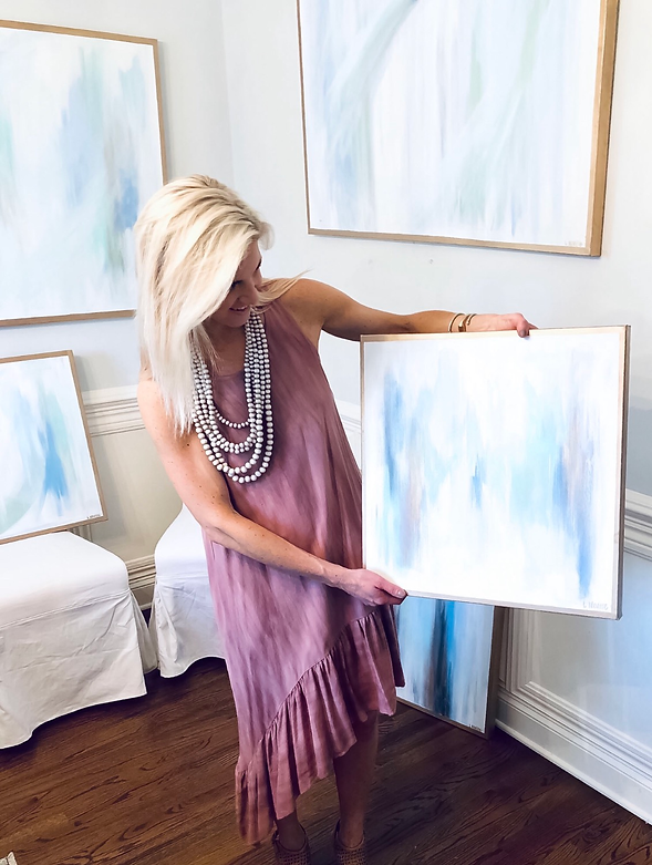 Featured artist with Christenberry Collection