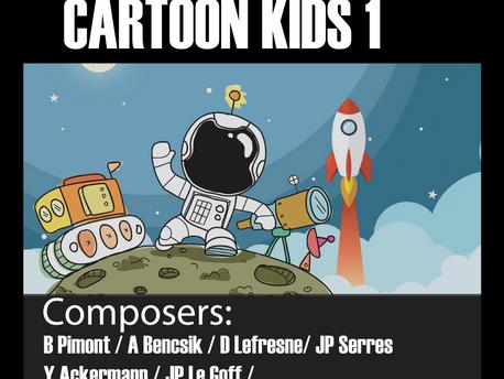CARTOON KIDS 1