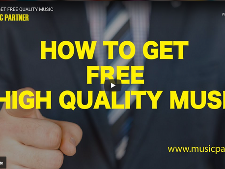 GET YOUR FREE MUSIC TODAY