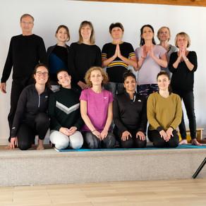 Retraite Yoga - mai 2019