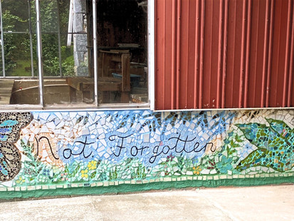 Council on the Arts, Suicide Prevention Task Force collaborate on city park mural