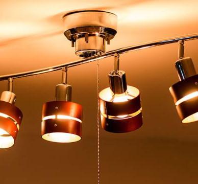 日昇でいちばんのヒット商品「4灯スポットライト レダ」をご紹介します