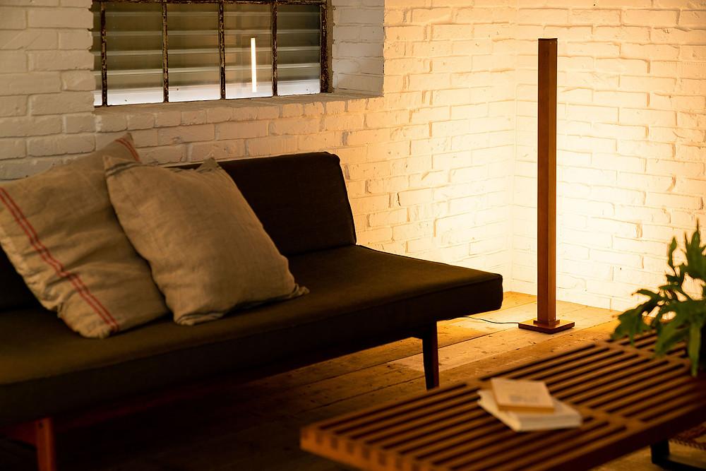 LED照明 フロアライト ランバー