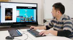 WEBデザイナーとして店舗のブランディングに貢献【EC事業部 社員紹介】