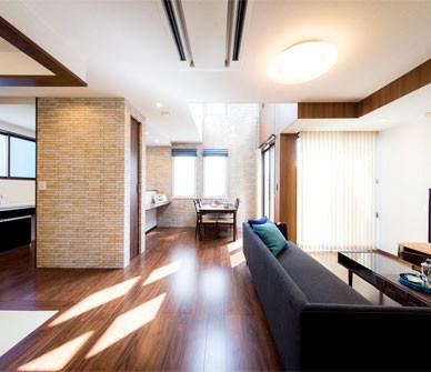 耐震住宅工法採用のモデルハウスがオープン・愛媛県伊予市下吾川【現在は見学終了】