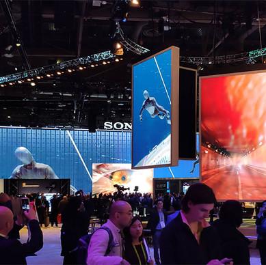 世界最大規模!電子機器の見本市、CES(シーイーエス)展示会へ共同出展しました