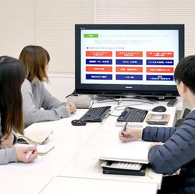 社内研修の内容を少しだけご紹介◆テーマは「Webライティング講座」について
