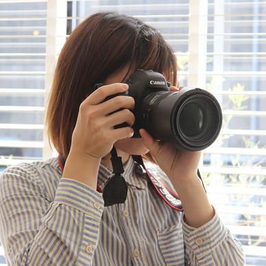 商品撮影やページ制作を担当するミツダさんにインタビューしました