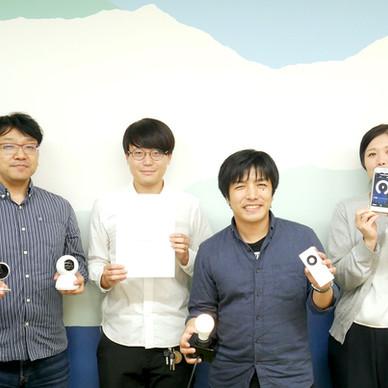 日昇の未来を担う新規事業「IoTグループ」のメンバーにインタビューしました
