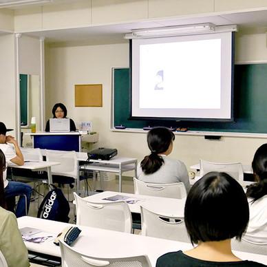松山ビジネスカレッジ・クリエイティブ校にて出張・業界研究会を開催しました