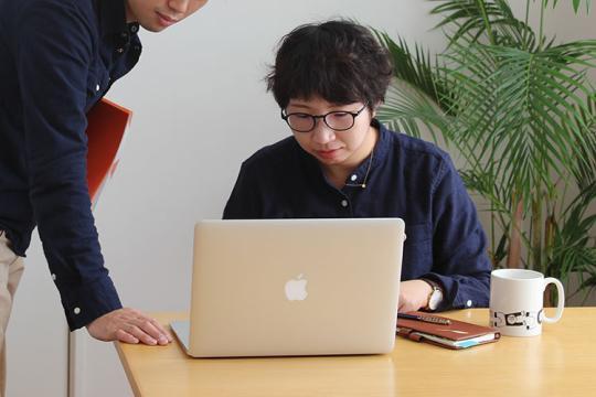 中国人スタッフのKさんインタビュー