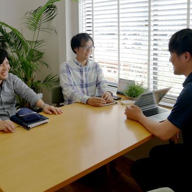 【事例あり】長期プランの社員研修で主体性を育み、業務のスキルを身につけています
