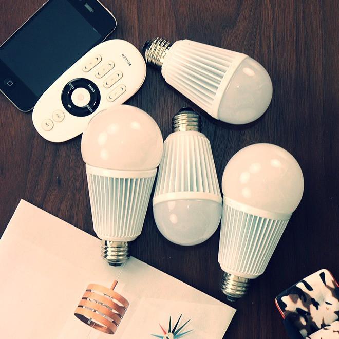 調光・調色ができるLED電球