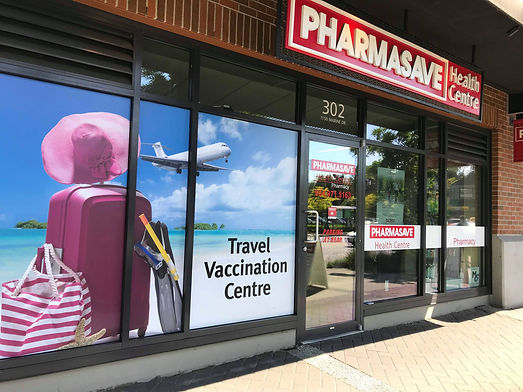 Travel Vaccination Center
