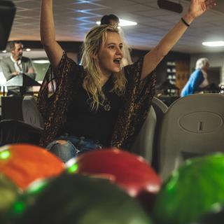 Full strike på Bowling