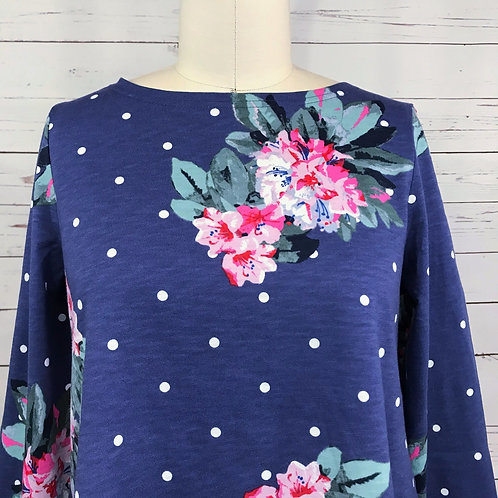 Joules UK Harbour Jersey in Bloom