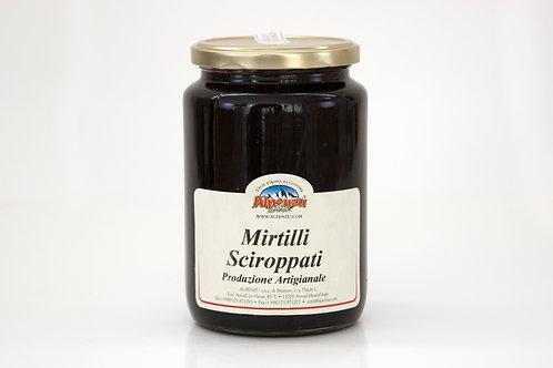 MIRTILLI SCIROPPTI