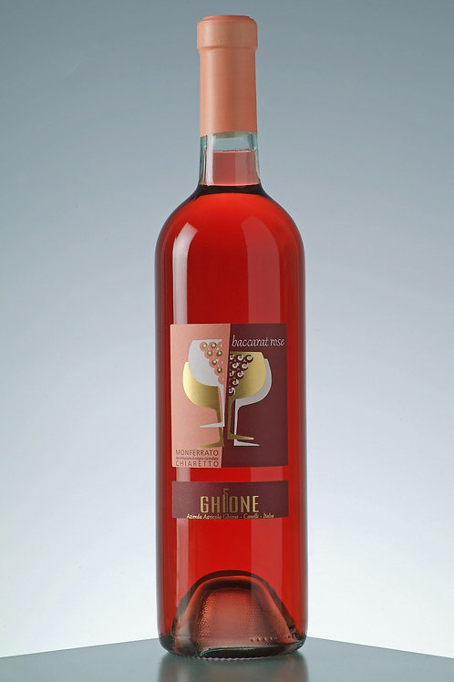 ROSÈ WINE BACCARAT ROSE 100% BARB