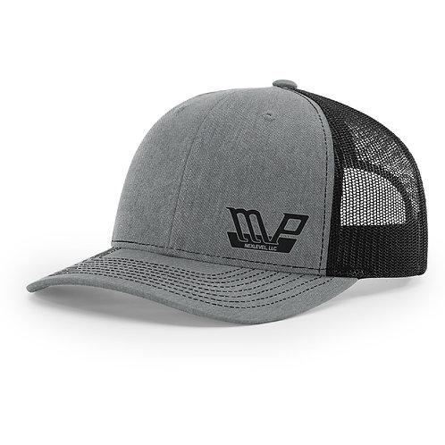 MPN Black Snapback Cap