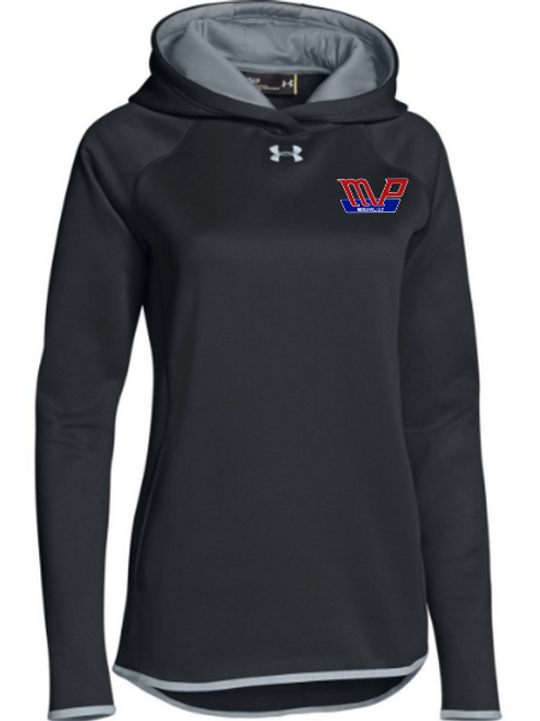 Under Armour Women's Double Threat Armour Fleece Hood