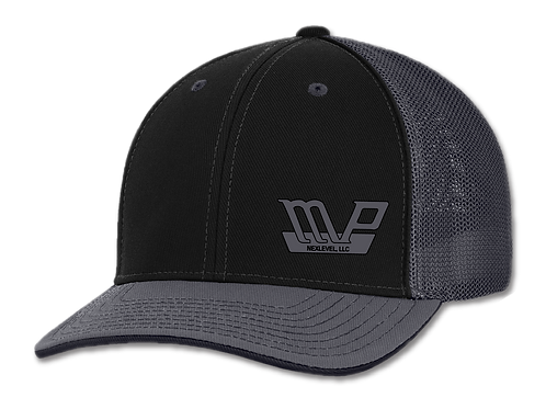 Fitted MPN Cap - Black