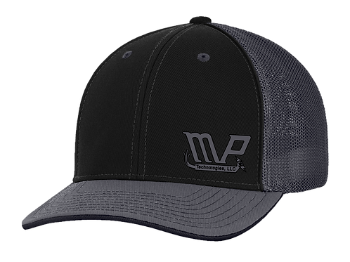 Fitted MPT Cap - Black