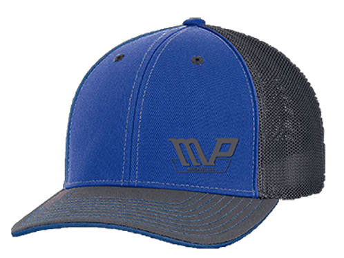 Fitted MPN Cap Graphite/Royal