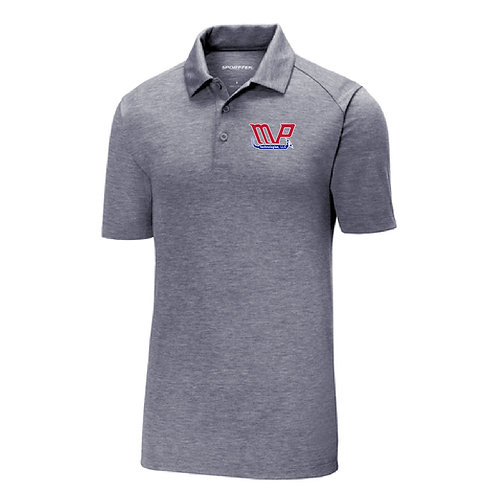 MPT Triblend Polo Navy