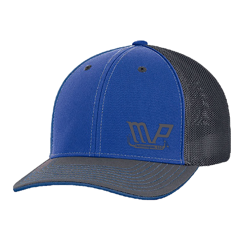Fitted MPT Cap Graphite/Royal